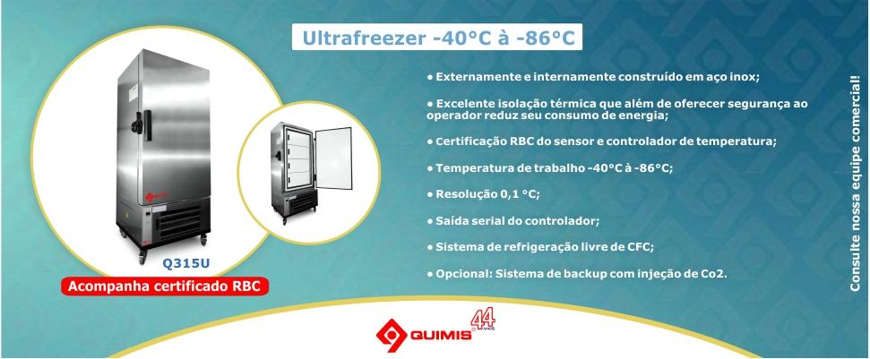 Ultrafreezer