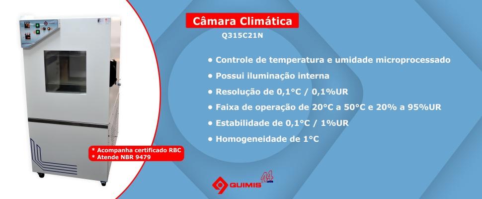 Câmara Climática